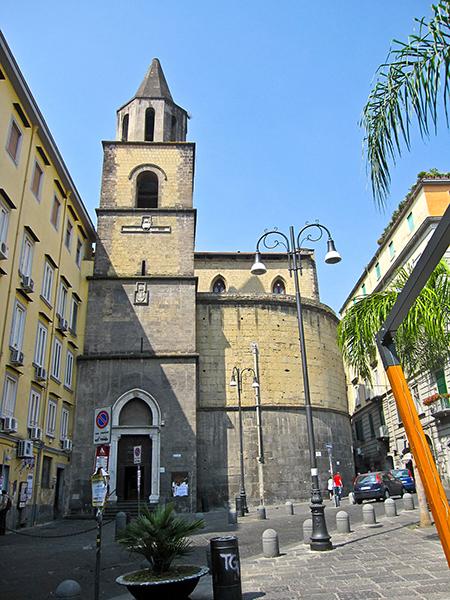 Chiesa di San Pietro a Majella, Napoli
