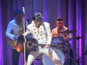 'Elvis The Musical'