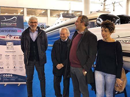 Giuseppe Oliviero, Gennaro Amato, Luigi de Magistris e Donatella Chiodo