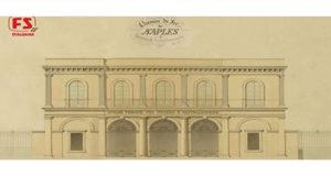 Il Sogno di Bayar'Le chemin de fer de Napoli'