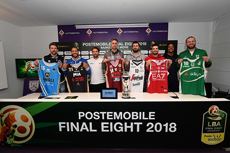 PosteMobile Final Eight 2018