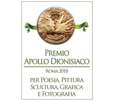 Premio Apollo dionisiaco 2018