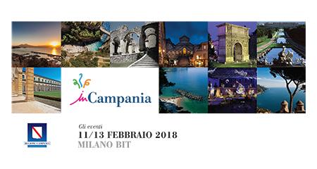 Regione Campania a BIT Milano