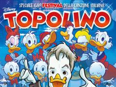 Topolino 3246 Cover Sanremo 2018
