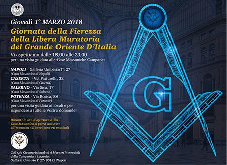 Giornata della fierezza della Libera Muratoria del Grande Oriente d'Italia