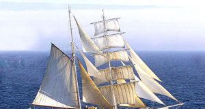 Il brigantino Nave Italia