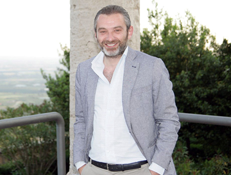 Mauro De Lillis, Sindaco di Cori (LT)