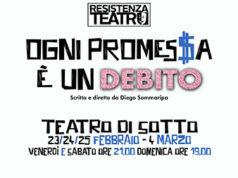 'Ogni promessa è un debito'