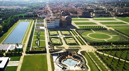 La Venaria Reale di Torino