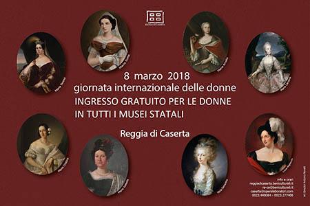 8 marzo ingresso gratuito donne nei musei