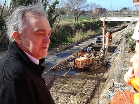 Enrico Rossi Livorno 14 marzo