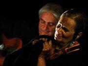 Corrado Sfogli e Fausta Vetere - Foto Cesare Abbate