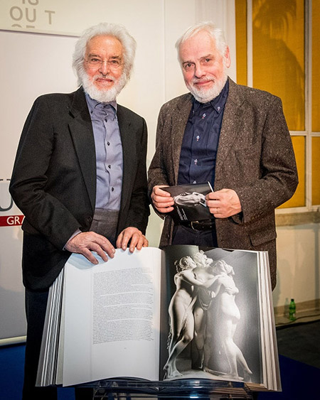Mimmo Jodice e Antonio Pavanello