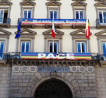 'NO al debito ingiusto, Napoli Libera'