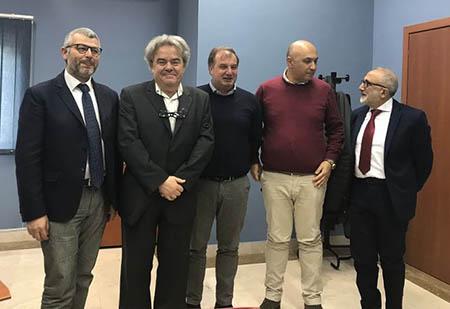 Vincenzo Caprio, Mauro Felicori, Geremia, Biancardi, Antonio Carpino