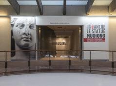 'Anche le statue muoiono'