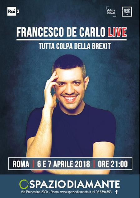 Francesco De Carlo