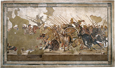 'Mosaico di Alessandro'