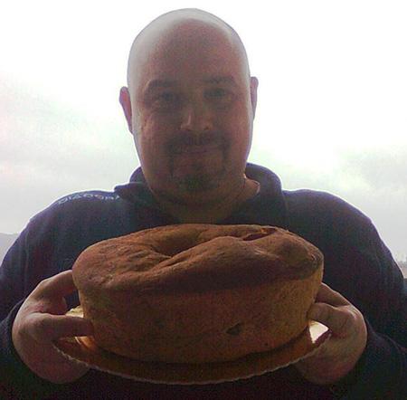 Rosario Lopa tortano