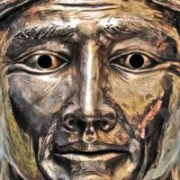 il busto del Santo dal Tesoro di San Gennaro