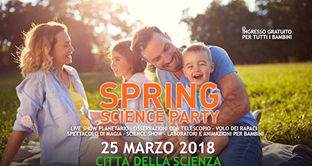 Spring Science Party