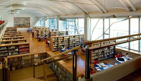 Biblioteca San Giorgio Pistoia