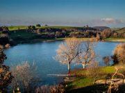 Lago di Giulianello (LT)