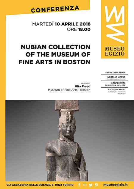 'Nubian collection of the Museum of Fine Arts in Boston'