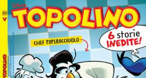 Topolino 3257 Cover Paperacciuolo