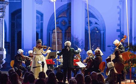 Vivaldi - San Lorenzo Maggiore, Napoli, ph. Giancarlo De Luca