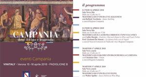 Campania, dove il vino è leggenda