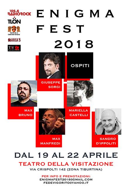 Enigma Fest 2018