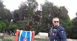 Protezione Civile della Regione Campania al Parco della Reggia di Caserta