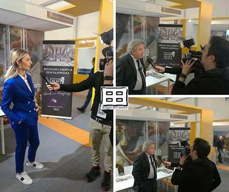 Reggia di Caserta - Vinitaly 2018