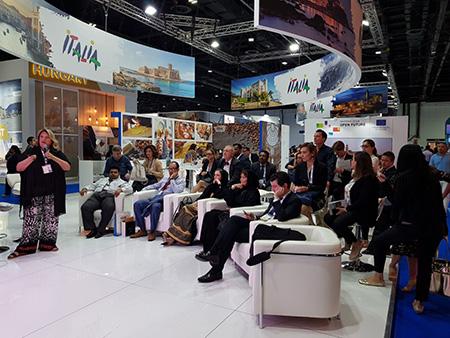 Regione Campania ad Arabian Travel Market di Dubai