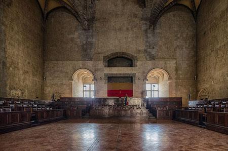 Sala dei baroni Maschio Angioino