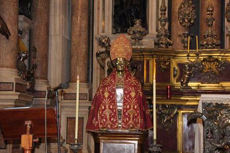 San Gennaro Duomo di Napoli
