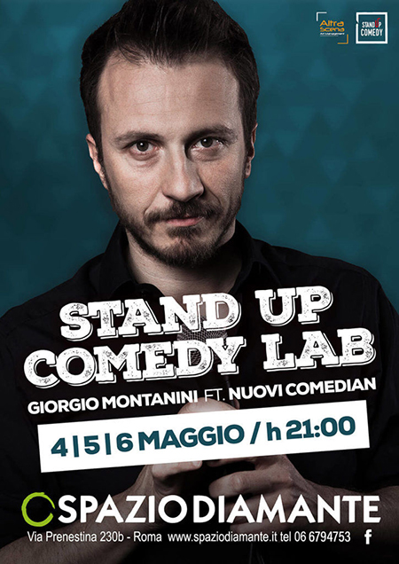 'Stand up comedy lab'