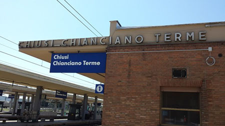 Stazione Chiusi-Chianciano Terme