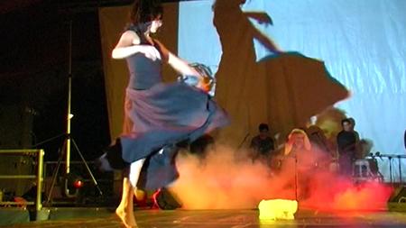 'The fabulous trickster -  In viaggio con Antonio Infantino'