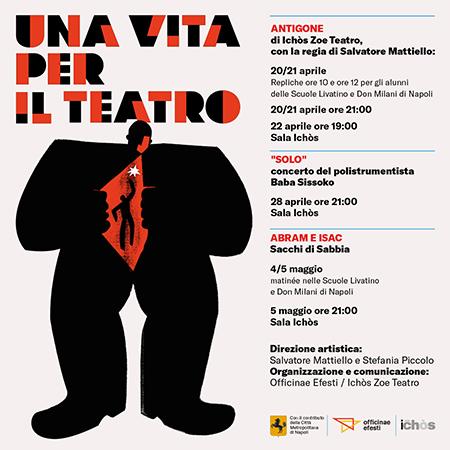'Una vita per il teatro'