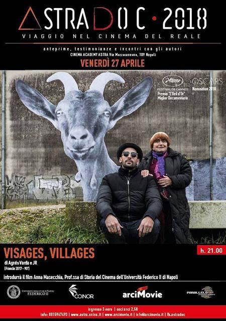 'Visages, Villages'