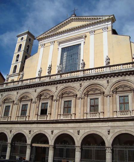 Basilica dei Santi Apostoli Roma