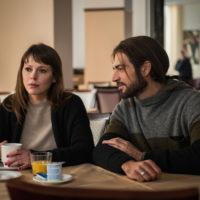 'Hotel Gagarin' Barbora Bobulova e Luca Argentero foto di Andrea Miconi