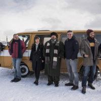 'Hotel Gagarin' il cast foto di Andrea Miconi