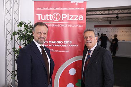 Raffaele Biglietto e Sergio Miccù