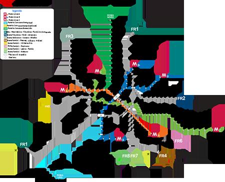 Roma Metropolitana C Ferrovia