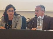 Valeria Fascione e Antonio Tuccillo