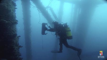 Campionamento subacqueo pro Mi.S.E.