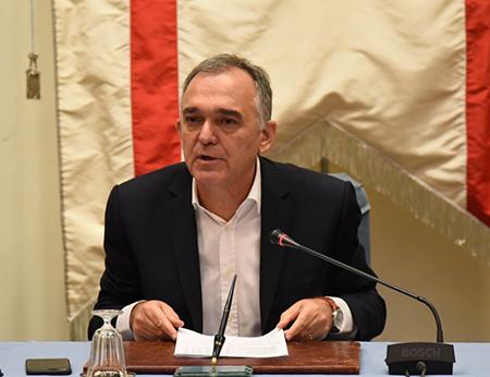 Rossi propone l'intervento pubblico per Aferpi